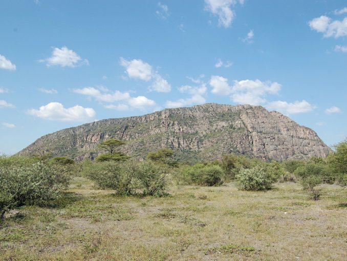 Die Tsodilo - flüsternde Hügel der Kalahariwüste