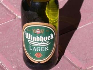 Das Bier in Namibia