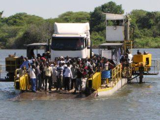 Botswana-Reise
