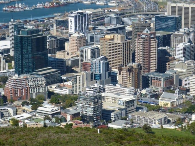 Kapstadt Häuser