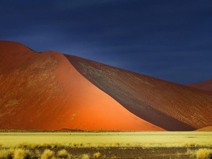Einreise nach Namibia