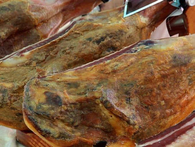Afrikanisches Rauchfleisch