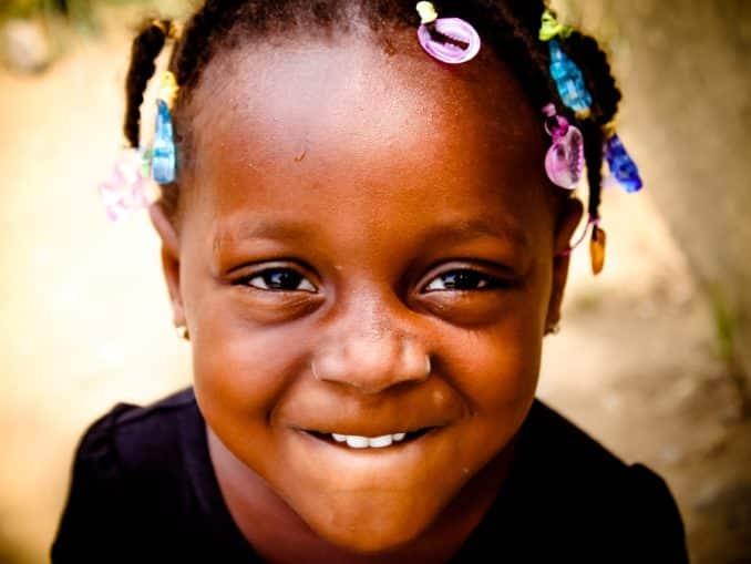 Burundi Afrika Kind