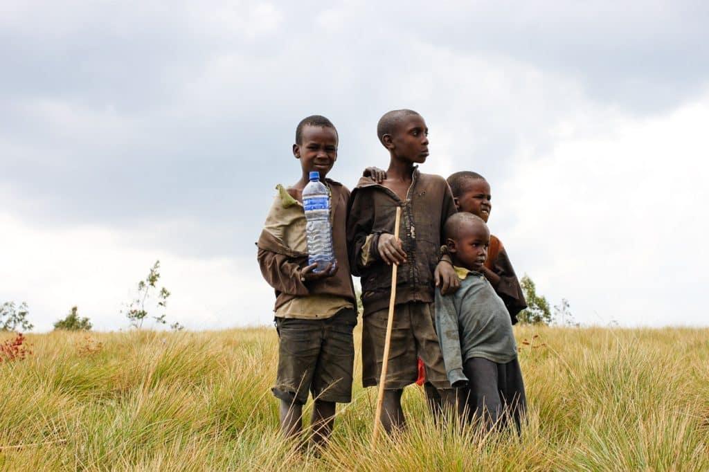 Burundi Kinder